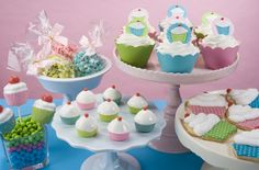 sample-cupcake collection