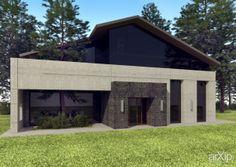 дом в поселке Репино 450м2: архитектура, жилье, 3 эт | 9м, минимализм, 300 - 500 м2, фасад - штукатурка, каркас - ж/б, коттедж, особняк #architecture #housing #3floors_9m #minimalism #300_500m2 #facade_plaster #frame_ironconcrete #cottage #mansion arXip.com