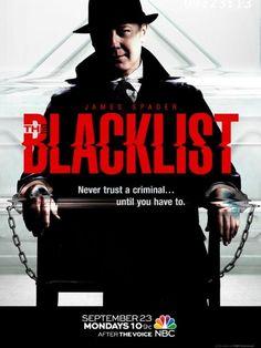 The Black List - Temp.1 (2013)