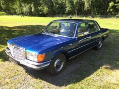 Mercedes-Benz - 280 SE W 116 - 1979