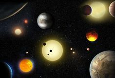Kepler Telescope's New Planets Discovery Boosts Odds for Life in Space