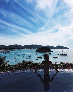 """Mi piace"": 14.2 mila, commenti: 134 - Debi Flügge | Vegan Diet (@debiflue) su Instagram: ""this view@viladestebuzios #buzios more on snapchat 'debifluee' @keeevsch"""