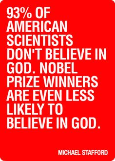 Seems the more educated you become the less likely you are to believe in a god. Hmmm interesting.
