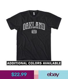 T-Shirts Oakland T-Shirt - Area Code 510 - Bay Area - Xs-4Xl #ebay #Fashion
