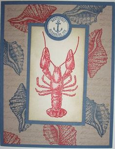 By the Tide by Nan Cee's - Cards and Paper Crafts at Splitcoaststampers