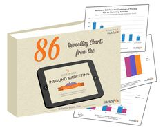 Get Your Free Ebook: 86 Inbound Marketing Charts to Use In Your Next Presentation  Insights Into Marketing Data From Over 3000 C