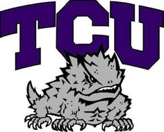 Texas Christian University- Horned Frogs!TCUMore Great Ideas! More Pins Like This At FOSTERGINGER @ Pinterest
