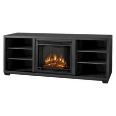 Dimplex Debenham 60 Electric Fireplace TV Stand With