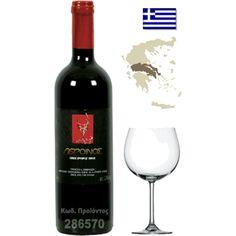 Αεροινος Οίνος Ερυθρός 750 Ml €1,93  Χώρα προέλευσης Ελλάδα Περιοχή Στερεά Ελλάδα Χρώμα Ερυθρό Ποικιλία - Γεύση Ξηρός οίνος Θερμοκρασία σερβιρίσματος 12-14°C Αλκοολικοί βαθμοί 12% Φιάλη 750ml ΠΟΠ/ΠΓΕ - Χαρακτηριστικά Άρωμα από φραγκοστάφυλλα, καλή δομή, αφθονία γεύσεων μαύρων φρούτων και φρέσκια οξύτητα. Συνοδεύεται με... Πιάτα κρεάτων με ελαφριές σάλτσες, ζυμαρικά με κόκκινες σάλτσες.
