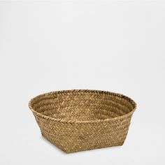 Zara Home New Collection Zara Home, Laundry Basket, Wicker, United Kingdom, Baskets, Palm, Search, Brown, Hampers