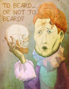 """To Beard...or Not to Beard?"" By Carl Jensen IV"