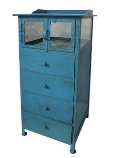 Mostrador antiguo para hostelería de la firma FS muebles