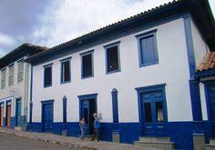 Sabará, MG - Brasil  Casa de ópera e teatro