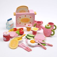 Mother garden wooden child baby toy-inKitchen Toys from Toys & Hobbies on Aliexpress.com