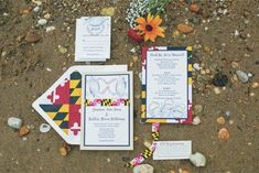 As a stationery vendor in the wedding business I love what we do here at Cink Art since the occasions we design and produce for are happy ones and as we bask in the love and positive emotions of our. Downtown Annapolis, Crab Feast, Create Invitations, Watercolor Wedding Invitations, Beach Themes, Maryland, Flags, Stationery, My Love
