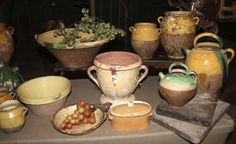 You know how much we love culinary antiques and this shipment delivers them in abundance~ from confit pots to antique cutting boards, from copper to pewter…
