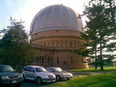 Best Observatories In The World: Yerkes Observatory, Wisconsin, USA (source: wiki)