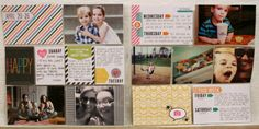 Stylin' Stampin' INKspiration: Project Life by Stampin' Up!, Kim Ryden, Stampin' Up!, Project Life, Everyday Adventure Kit, Picture of the Day, POTD, #PLxSU