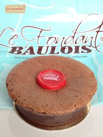 Recette du Fondant Baulois Ça croustille !: LE FAMEUX FONDANT BAULOIS