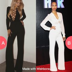 All black or all white? Click here to vote @ http://getwishboneapp.com/share/732241