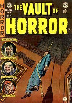 Vault of Horror #37 1950s EC