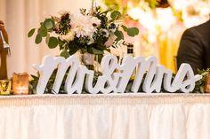 Head Table | Romanti