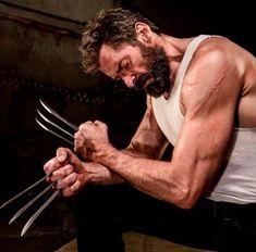 Wolverine, Australian Actors, Hugh Jackman, New Image, Logan, Beautiful Men, Knowing You, Let It Be, Celebrities
