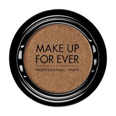 MAKE UP FOR EVER Artist Shadow in ME644 Iced Brown (Metallic)New! #sephora