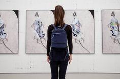 WANT Les Essentiels Mini Piper backpack (via @otteny)