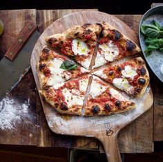 Make the #firstmonday of 2016 better with homemade pizza  #foodandwine via @andrislagsdin by foodandwine