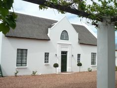 Houses & Flats for Sale in Swellendam - Search Gumtree South Africa for your dream home in Swellendam today! Cape Dutch, Gumtree South Africa, Garden Walls, Dream Apartment, Flats For Sale, Apartments, Cabin, Mansions, House Styles