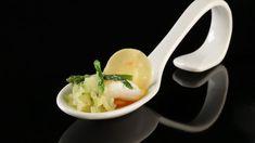 Rotzunge mit Nussbutter, Sauce-Rouille-Tortellini und grünem Spargel - The Taste - Sat.1