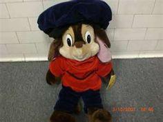 Fievel Mousekewitz Doll, one of my favorite stuffed animals. :)