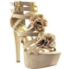 glam  #pretty -  heels -  #shoe
