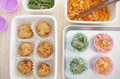 詰める前にレンチンするだけ!お弁当に便利な冷凍作り置きおかず | レシピサイト「Nadia | ナディア」プロの料理を無料で検索