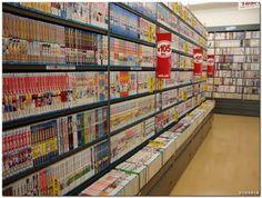 Japan anime stores   Seven ★ Rainy Days: A day @Donna Marie Tamburri Japan Anime Shops