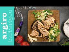 Το ωραιότερο Χριστουγεννιάτικο μενού από την Αργυρώ Μπαρμπαρίγου | Διάλεξα για εσάς τις καλύτερες συνταγές που θα απογειώσουν το γιορτινό σας τραπέζι! Greek Recipes, Pork, Turkey, Cooking Recipes, Meals, Chicken, Youtube, Kitchens, Kale Stir Fry