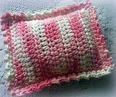 Free Crochet Rice Bag | AllFreeCrochet.com