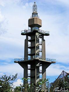 Mangal das Garças Lighthouse, Belém-PA, Brazil