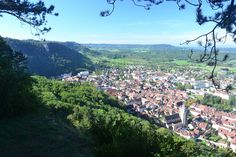 Poligny, Franche-Comte, France. Jura France, Medieval Town, Homeland, Beautiful Paintings, Alps, Color Show, Dolores Park, Waterfall, Explore