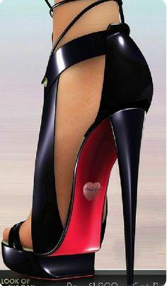 Strappy High Heels, Hot High Heels, High Heel Boots, Stiletto Heels, Sexy Stiefel, Designer High Heels, Beautiful High Heels, Stockings Heels, Sexy Legs And Heels