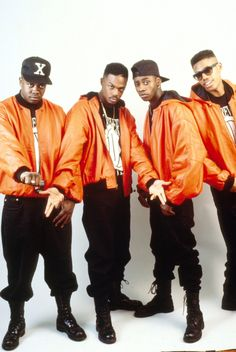 Jodeci - all they did in their videos was stand around and sing. And I loved them!