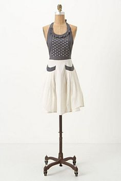 Fiammetta Apron | This would get me cooking :)