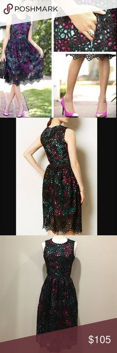 "Anthropologie Wolven dress NWT. Zipper in the back. Size 0. 41"" long. Armpit across 17"". Waist 13"". Anthropologie Dresses Midi"