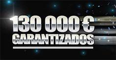 ¡En Poker770 habrá acción todos los días! El nuevo programa de torneos en Poker770.es te asegura 130 000 € para repartirse todos los meses en los torneos garantizados http://www.kalipoker.es/noticias-y-promociones/130-000-euros-garantizados-cada-mes-en-poker770.html