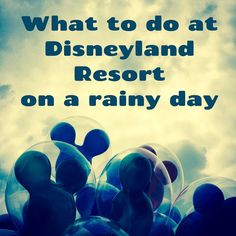 Disney Sisters: The Ultimate Rainy Day Guide to Disneyland Resort Downtown Disney, Disneyland Resort, Rainy Days, How To Plan, Movie Posters, Sisters, Film Poster, Popcorn Posters, Film Posters
