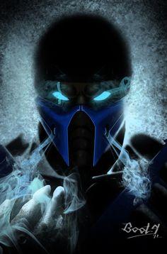 Mortal Kombat :Sub Zero Sub Zero Mortal Kombat, Scorpion Mortal Kombat, Mortal Kombat Xl, Dbz, Zero Wallpaper, Mortal Kombat Cosplay, Ninja, Claude Van Damme, Avatar