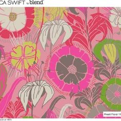 Jessica Gonacha Swift - Preeti - Preeti Floral in Rose