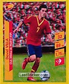 David Villa (Espana)