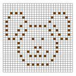 Popcorn Örgü Battaniye Şemaları 15